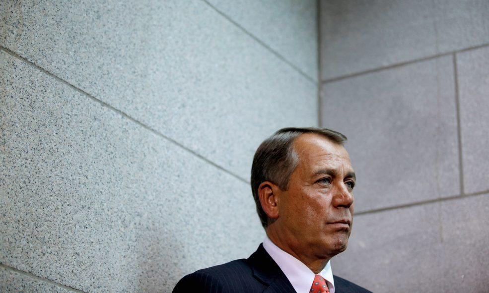 John Boehner's Becoming An Unlikely Spokesperson For Marijuana Industry