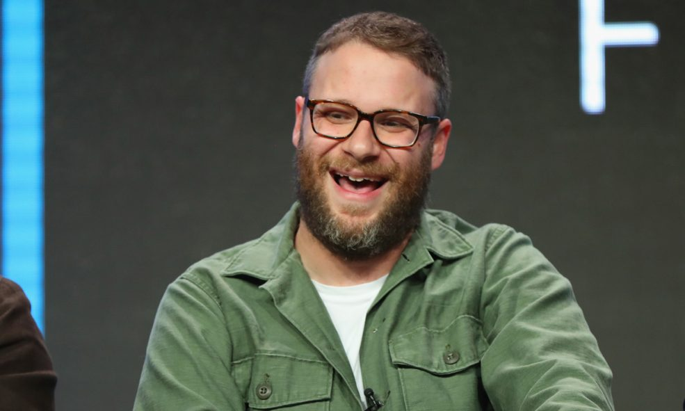 Seth Rogen Live Tweets 'Cats' While High