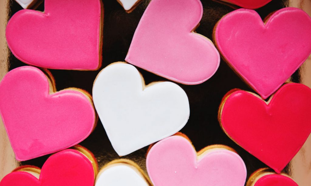 Get In The Mood For Valentine's Day With CBD