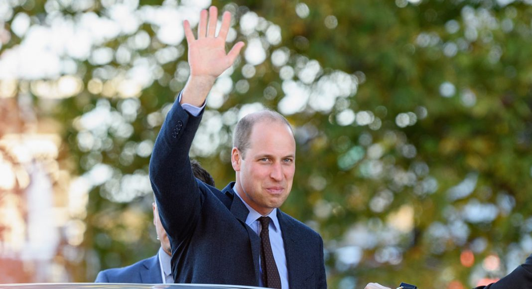 the kind of sad way prince william found out he was the future king