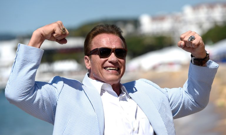 Don't Forget Arnold Schwarzenegger Was Once A Cult 70s Marijuana Icon