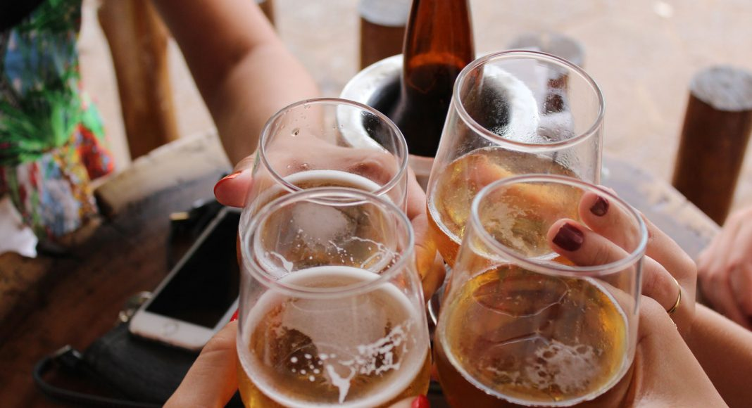 how to make drinking alcohol easier on your body