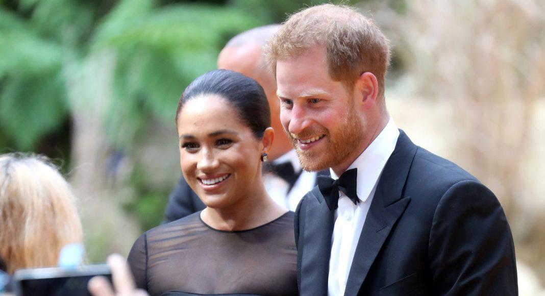 prince harrys advice to meghan markle as she navigates being a royal mom