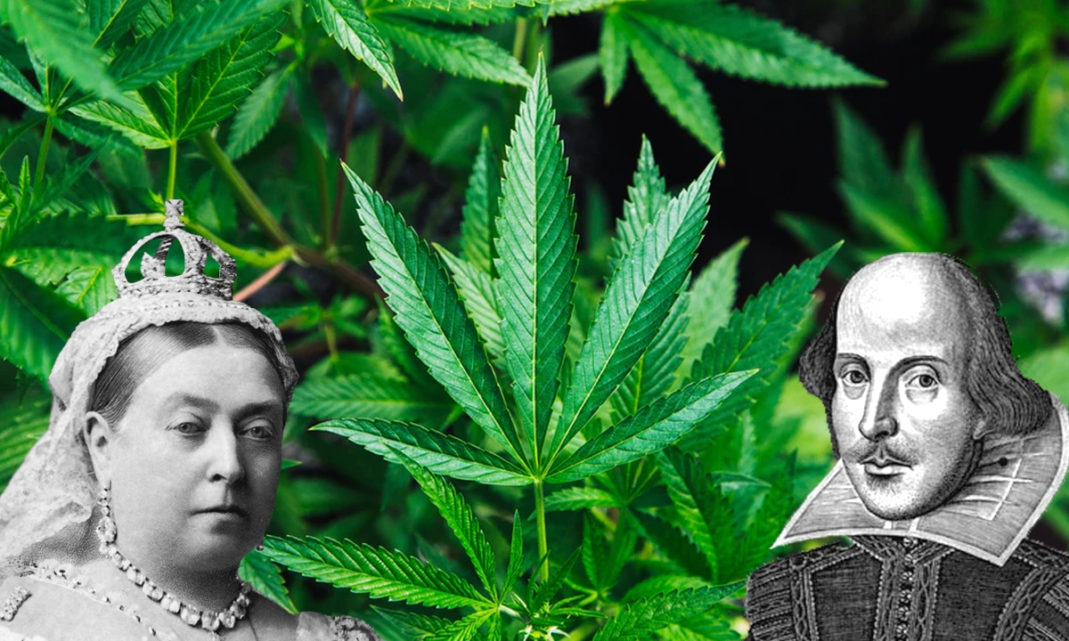 10 Historical Figures Who Loved Cannabis - The Fresh Toast