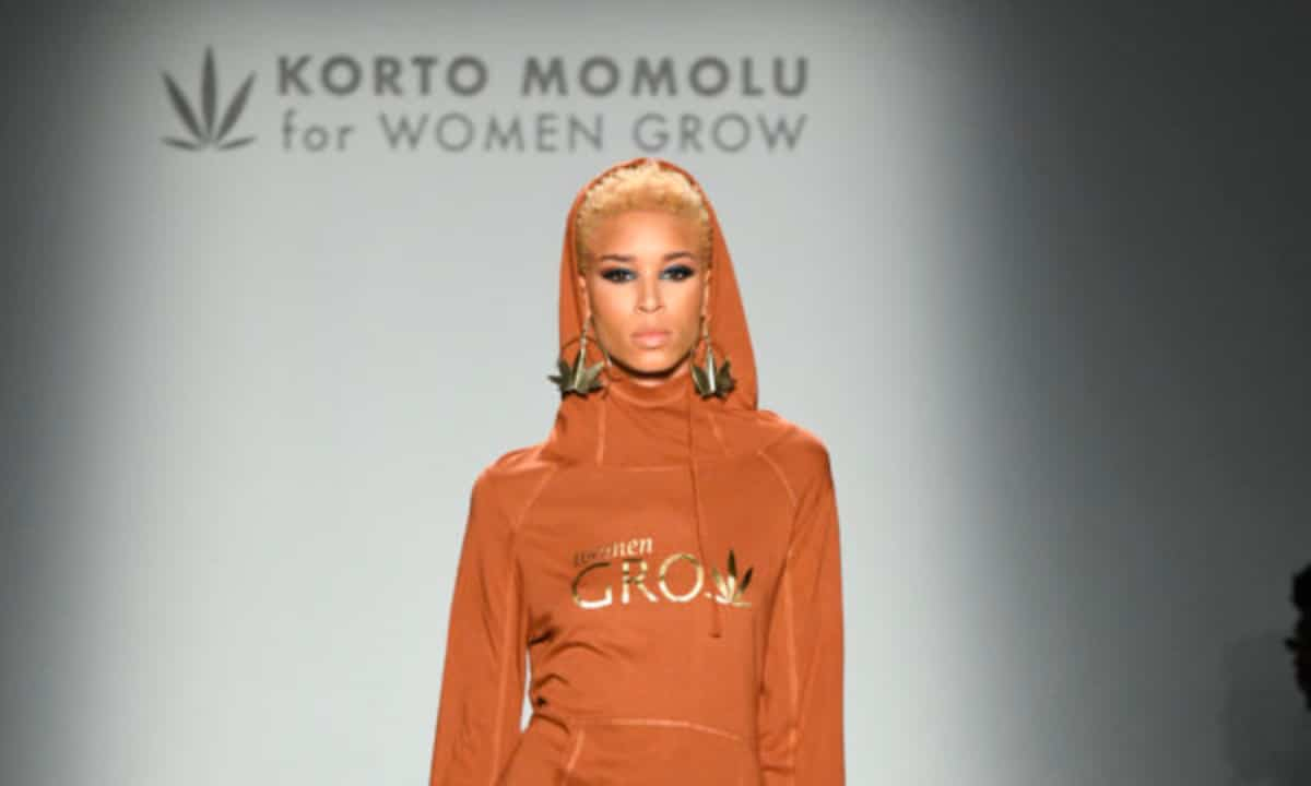 Cannabis Meets Couture At New York Fashion Week