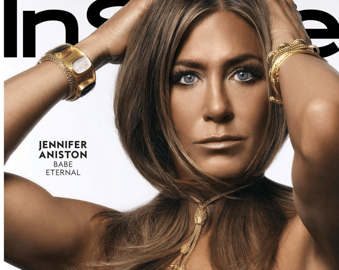 Jen Aniston Looks Unrecognizable On InStyle Cover; See Video Of Princess Charlotte's First Day Of School
