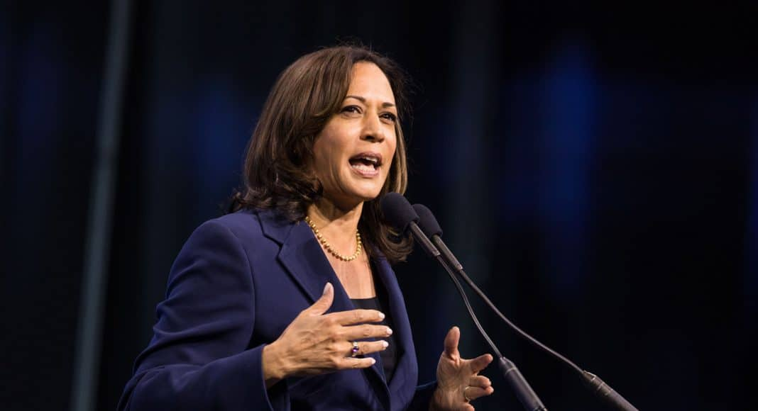 Kamala Harris Promises No Cannabis Reform Half-Steps From Biden, Then Promises A Half-Step
