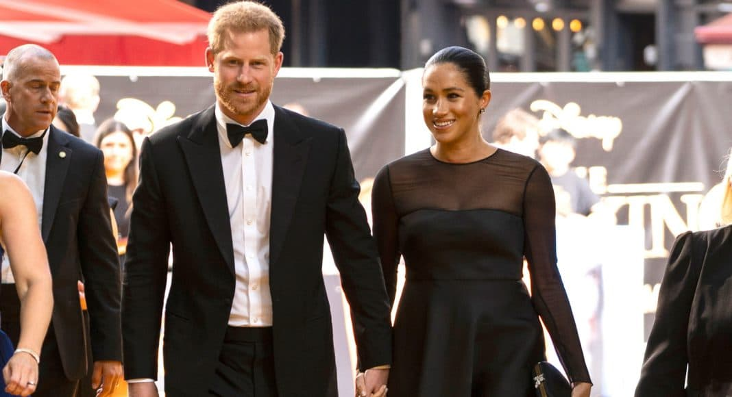 meghan markle and prince harry broke royal protocol in the most eye roll inducing way