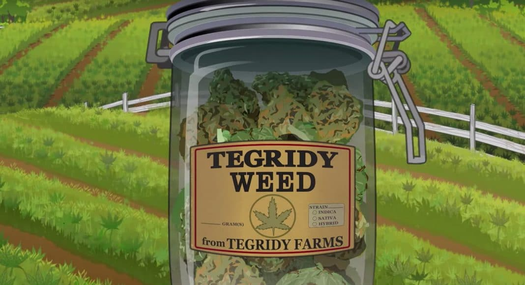 South Park Can't Stop Making Fun Of MedMen And Corporate Marijuana