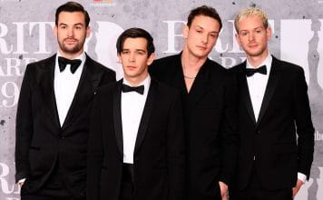 the 1975 opens up about relationship with weed