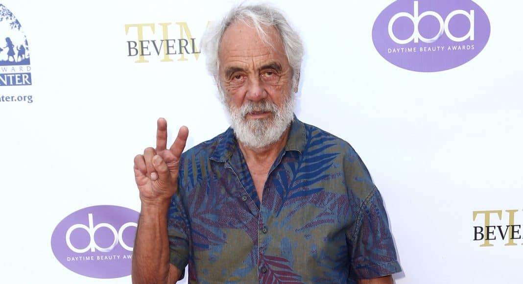 Tommy Chong's Expert Advice About America's Vaping Crisis