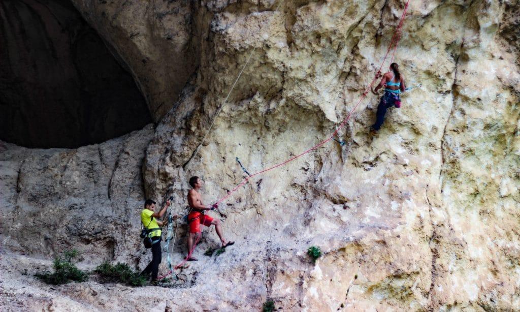 rock climbing cbd injuries