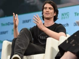 wework founder love marijuana