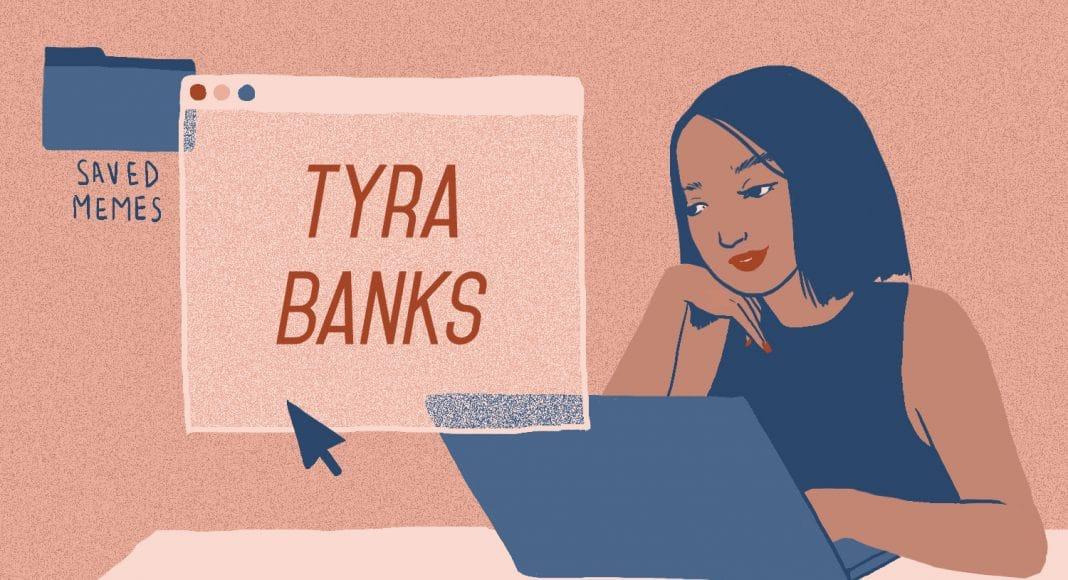 Memes tyra banks