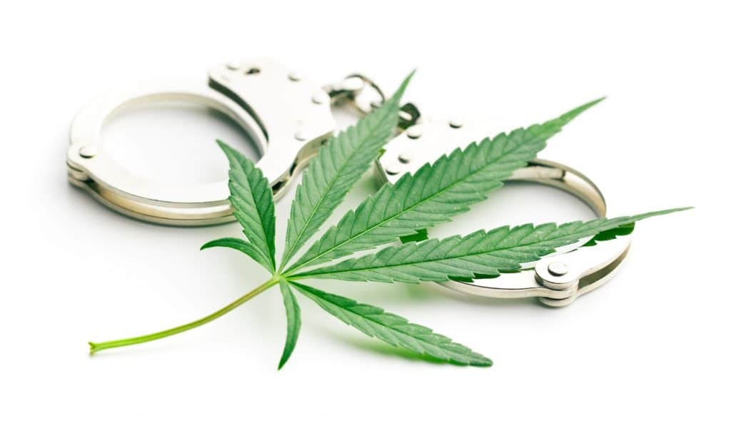 FBI Data Shows Marijuana Arrests Increases For Third Straight Year