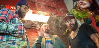 How To Sniff Out Free Weed At A Party