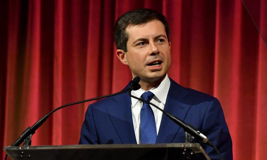 Pete Buttigieg Admits Marijuana Use, Calls For Legalization Nationwide