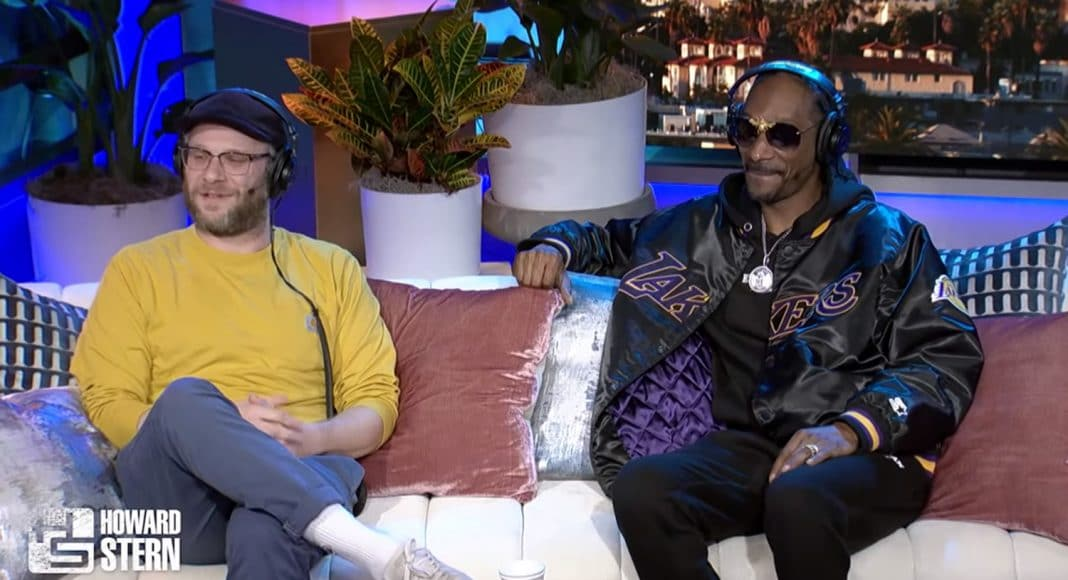 Smoking Weed For The First Time? Seth Rogen And Snoop Dogg Have Some Advice