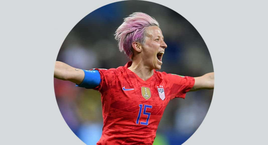 Soccer Superstar Megan Rapinoe Builds Equality For All Through Cannabis
