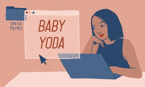 Meme Of The Week: 'Baby Yoda' Becomes The Internet's Favorite Source Of Cuteness