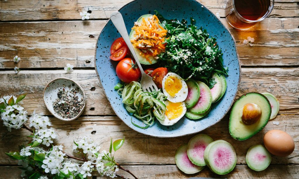 Are You Being Healthier By Sticking To A Vegetarian Diet During The Week?