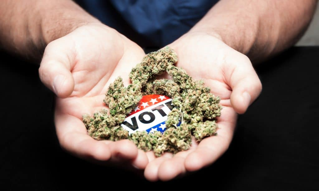 Congress Could Decriminalize Marijuana With Historic Legislation This Week