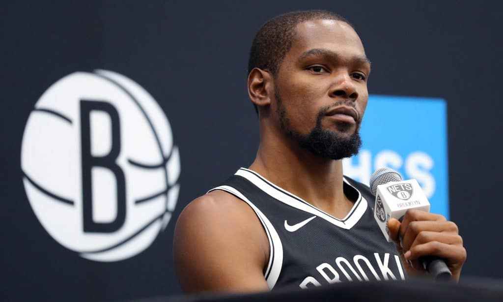 Kevin Durant Just Joined One of Marijuana's Biggest Companies