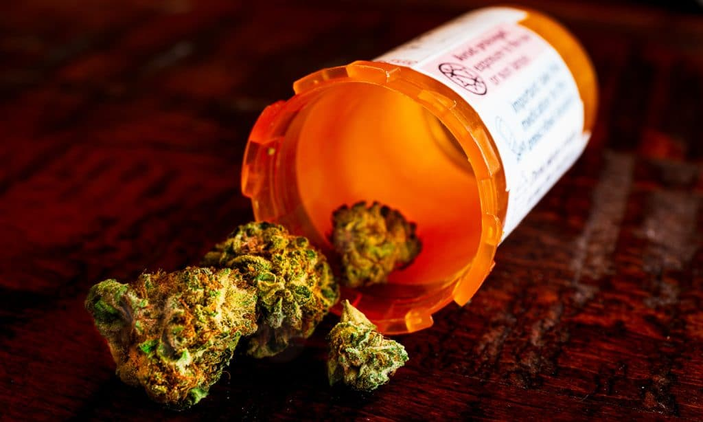 New Study Reinforces Marijuana's Power To Treat PTSD