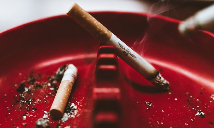 Study Says Smoking Cigarettes Makes People Look Uglier