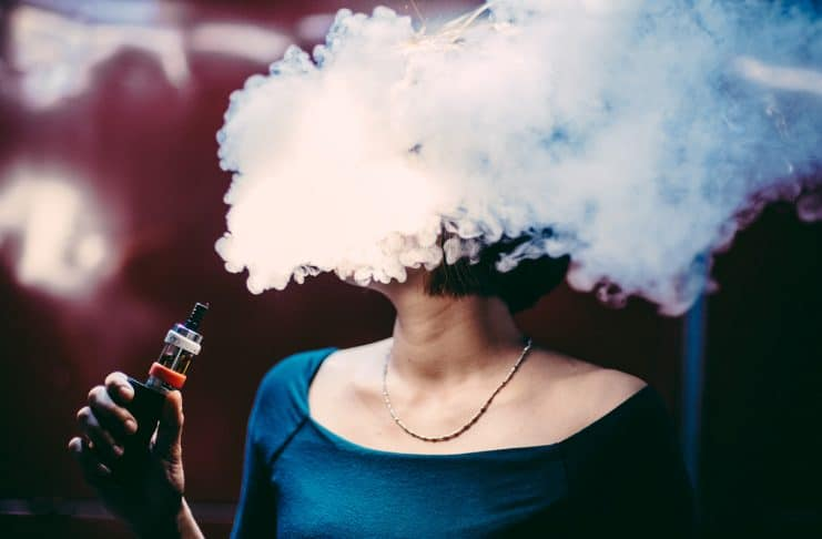 Vaping Could Be Worse For Your Heart Than Smoking Cigarettes