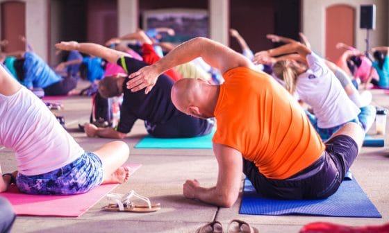 What Is CBD Yoga And Does It Work?