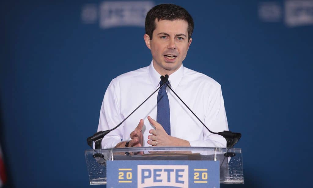 Pete Buttigieg Says Incarceration Is Not The Answer To Drug Possession