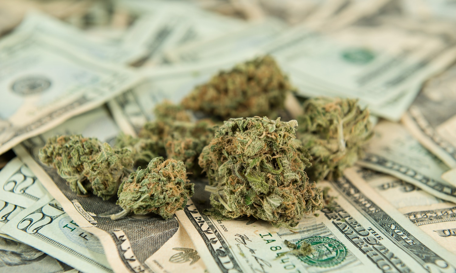 When It Comes To Cannabis Tax, Here Are The States That Win
