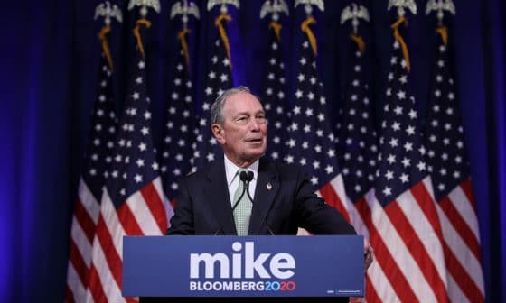 Why Michael Bloomberg's Marijuana History Could Cost Him The Election
