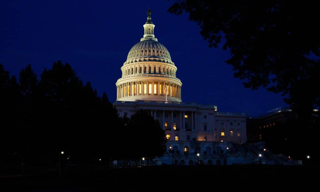 Another Congressional Shot At Federal Marijuana Legalization Fizzles