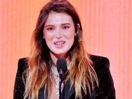 Bella Thorne Calls For Social Equity In The Cannabis Industry