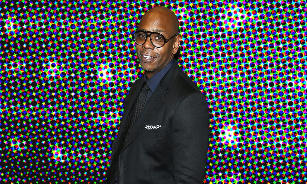 Dave Chappelle Apparently Hates Sharing His Weed