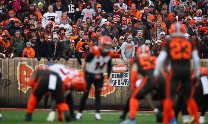 Ohio Voters Say Being A Browns Or Bengals Fan Should Qualify Them As MMJ Patient