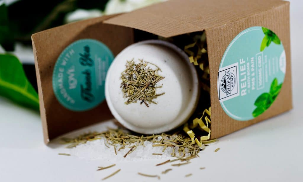 CBD Bath Bombs Sound Relaxing, But Do They Work?