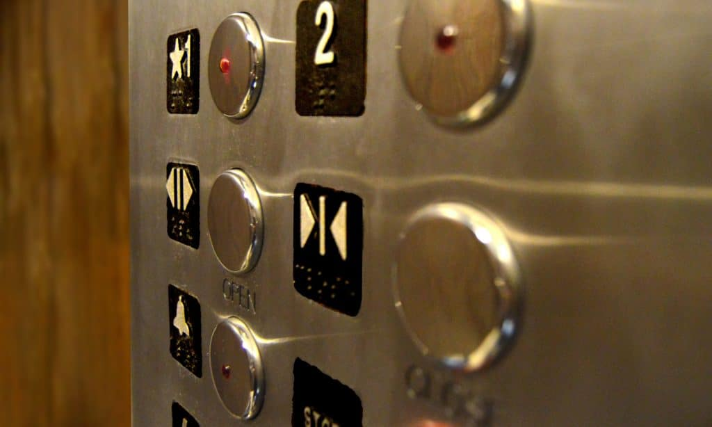 Ask Mister Manners: 'Can I Hit The Door-Close Button On An Elevator?