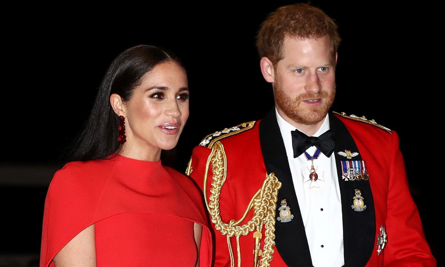 Meghan And Harry Are Living In This Celeb's $18M Beverly Hills Home
