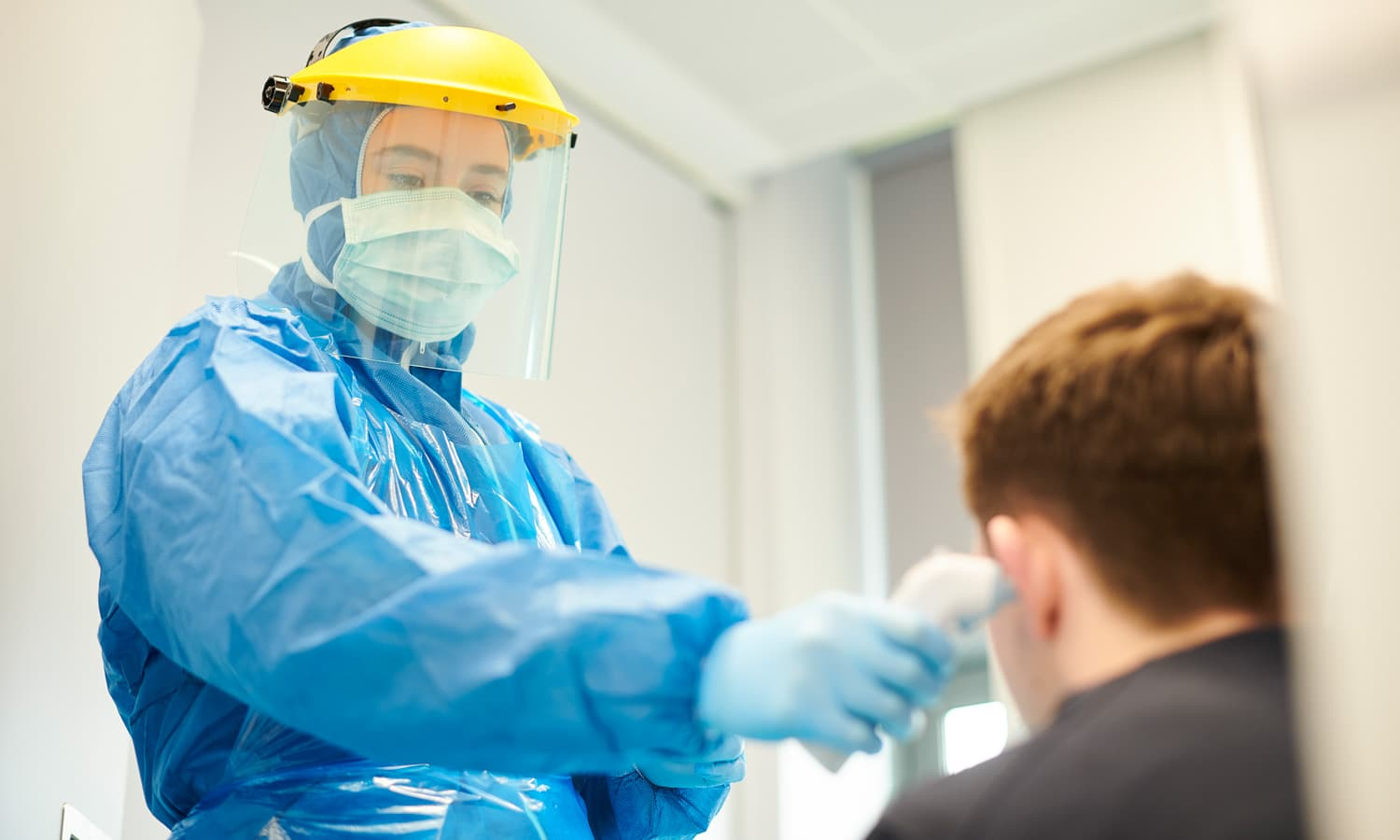 The FDA Reissued Guidelines For PPE In Hospitals And Clinics