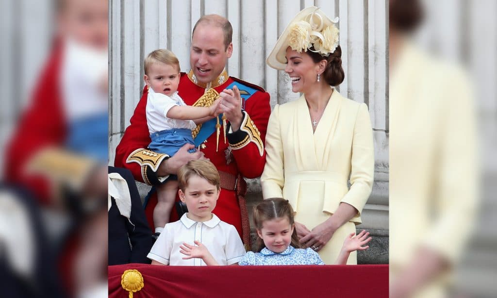 Why Prince William's Youngest Son Almost Didn't Get A Royal Title