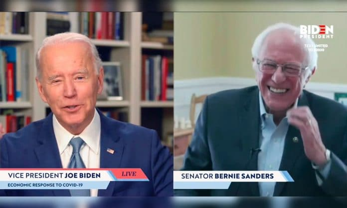 Biden-Sanders Taskforce Does Not Recommend Legalizing Marijuana