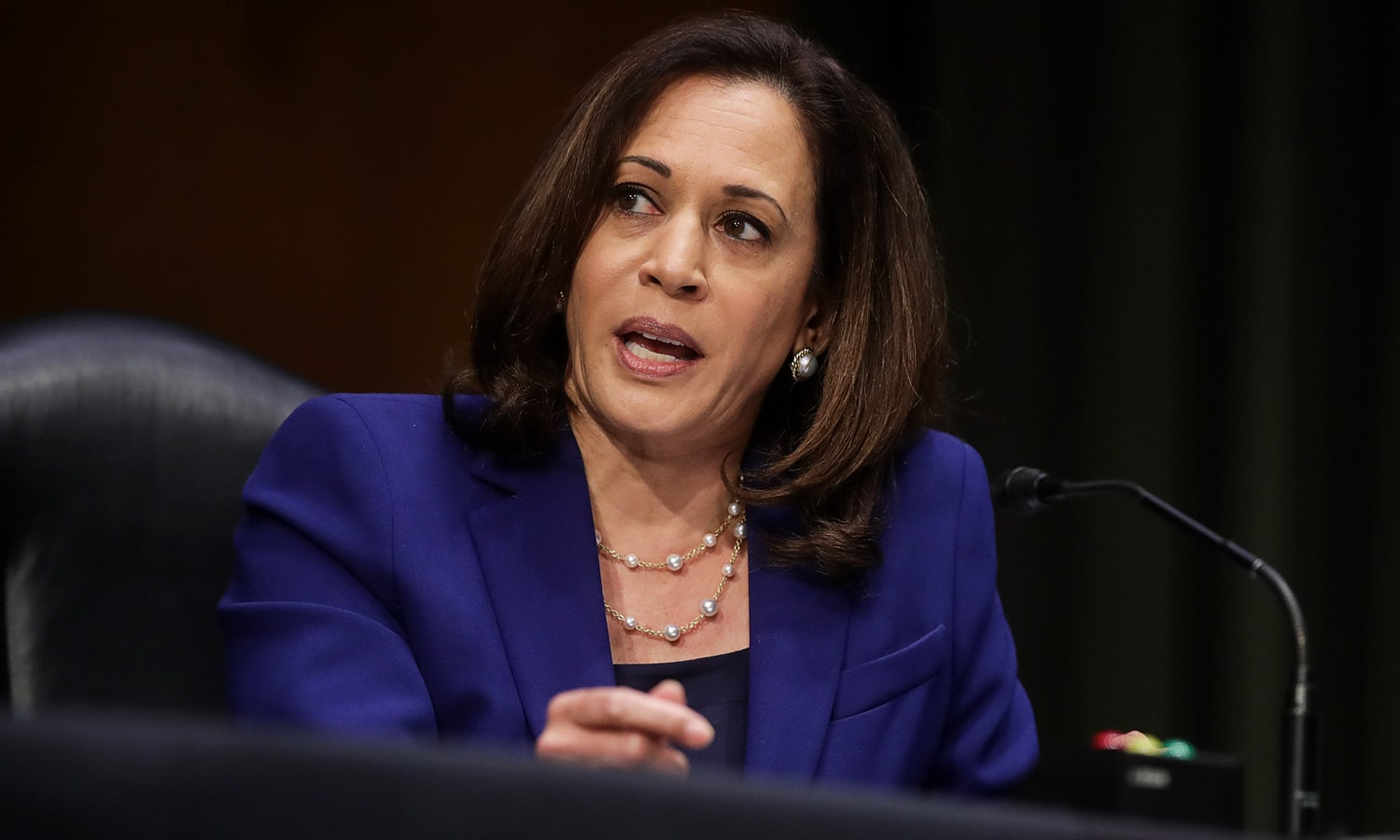 Republicans Already Attacking VP Pick Kamala Harris Over Marijuana Record