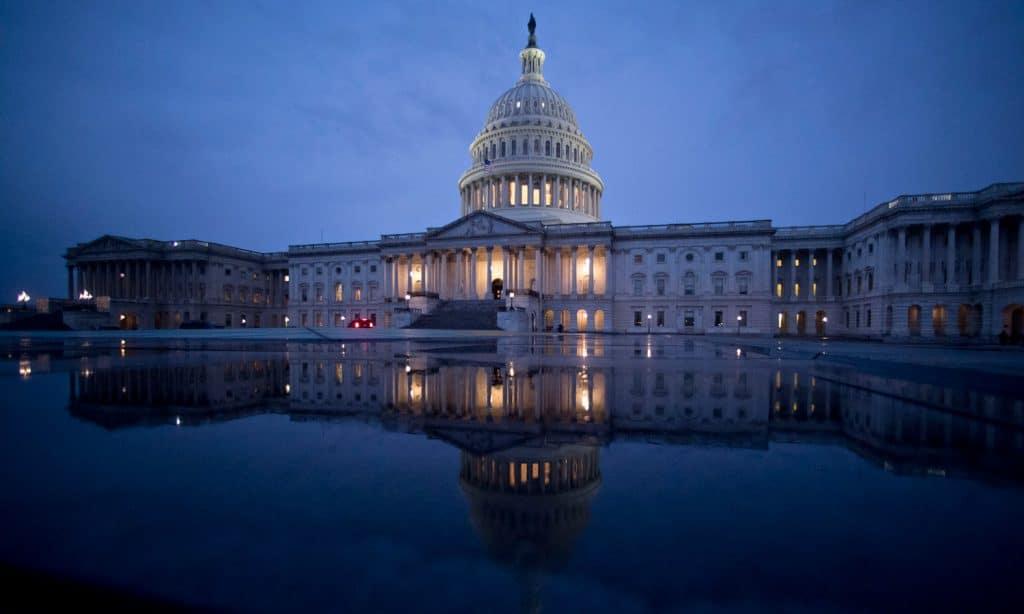 Senate Republicans Really Don't Want SAFE Marijuana Banking