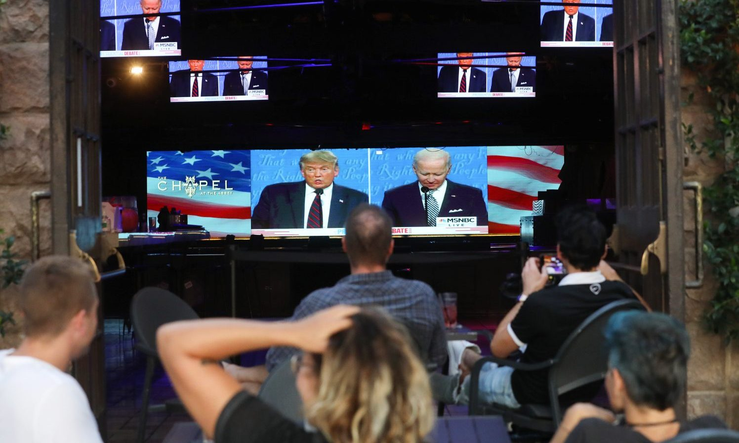 Who Won That Messy Presidential Debate? Certainly Not Americans