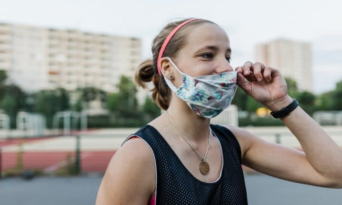 5 Tips To Help You Work Out With A Face Mask