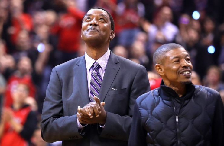 What Isiah Thomas Learned On The Court Helped Him Find Success In Cannabis