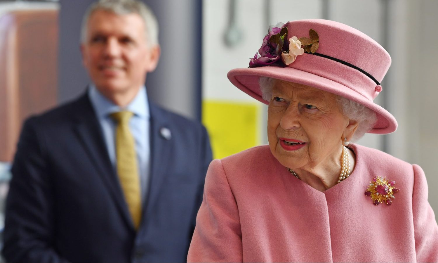 The Queen's First In-Person Visit Since March Has Sparked Outrage — Here's Why